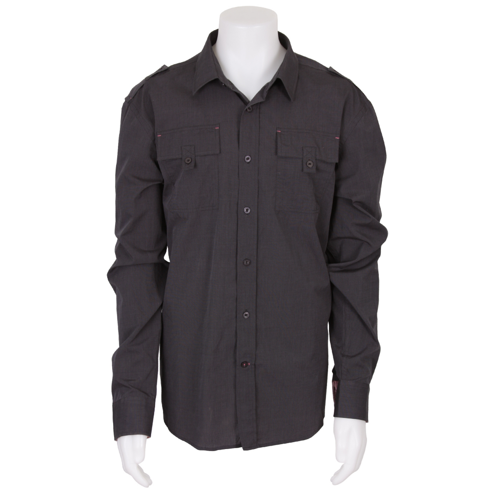 9 Grand Sahara L/S Woven Shirt - Men - ShoeBacca.com