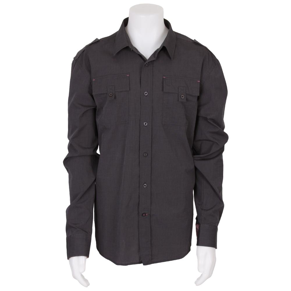 9 Grand Sahara L/S Woven Shirt - Men - ShoeBacca.com