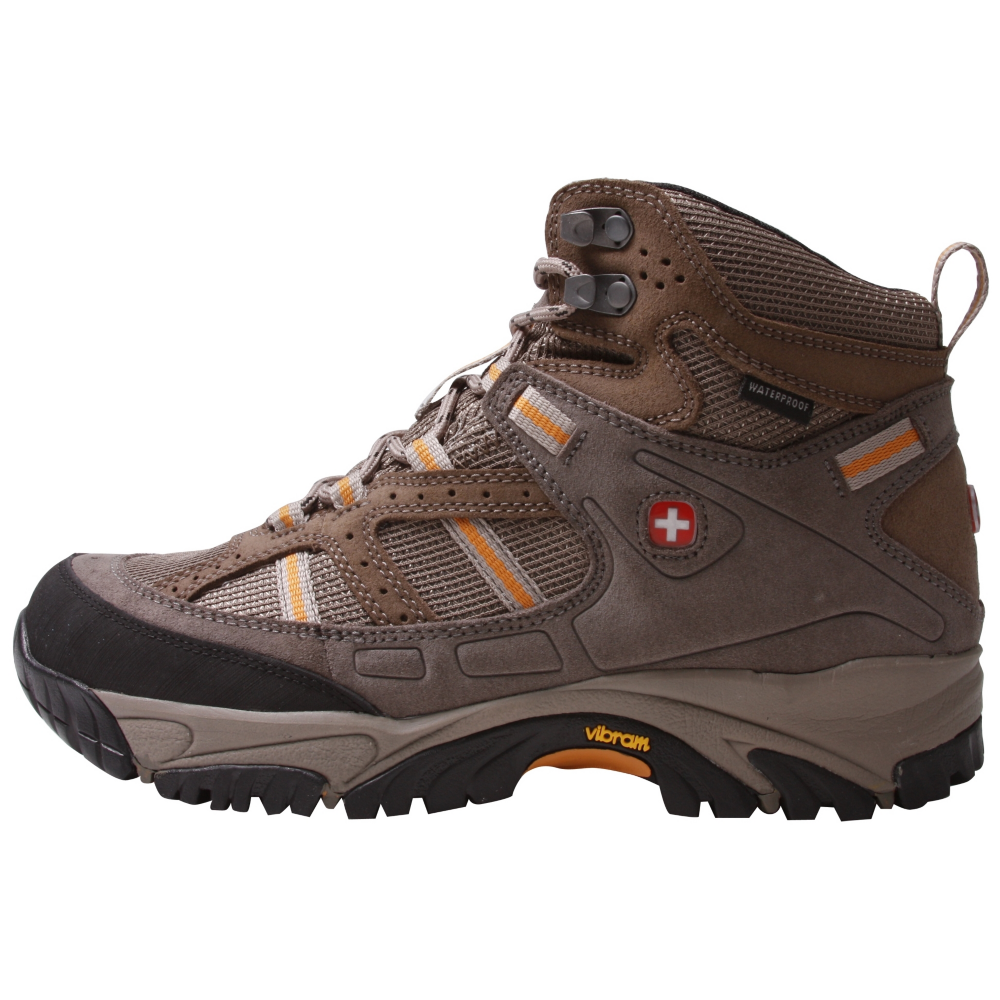 Wenger Albion Mid Hiking Shoes - Men - ShoeBacca.com