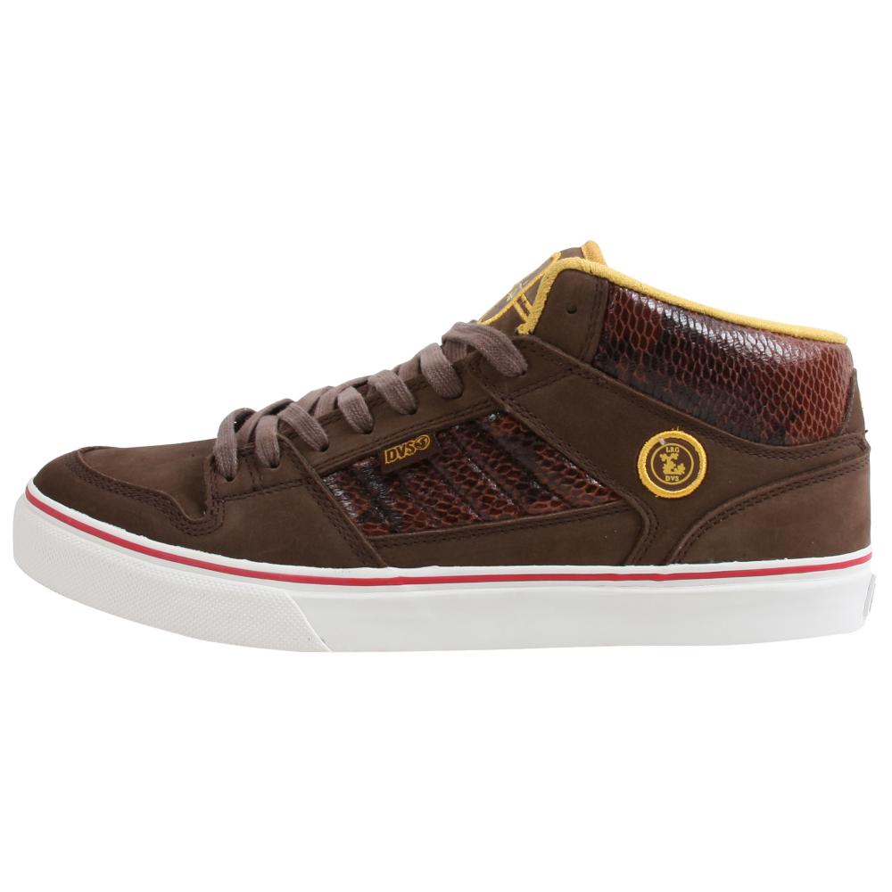 DVS Chico Brenes x LRG Munition CT Mid Skate Shoes - Men - ShoeBacca.com