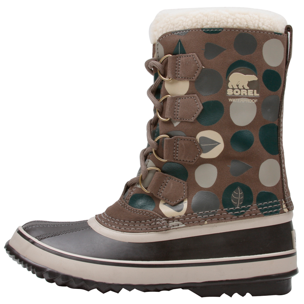 Sorel 1964 Pac Graphic Fashion Boots - Women - ShoeBacca.com