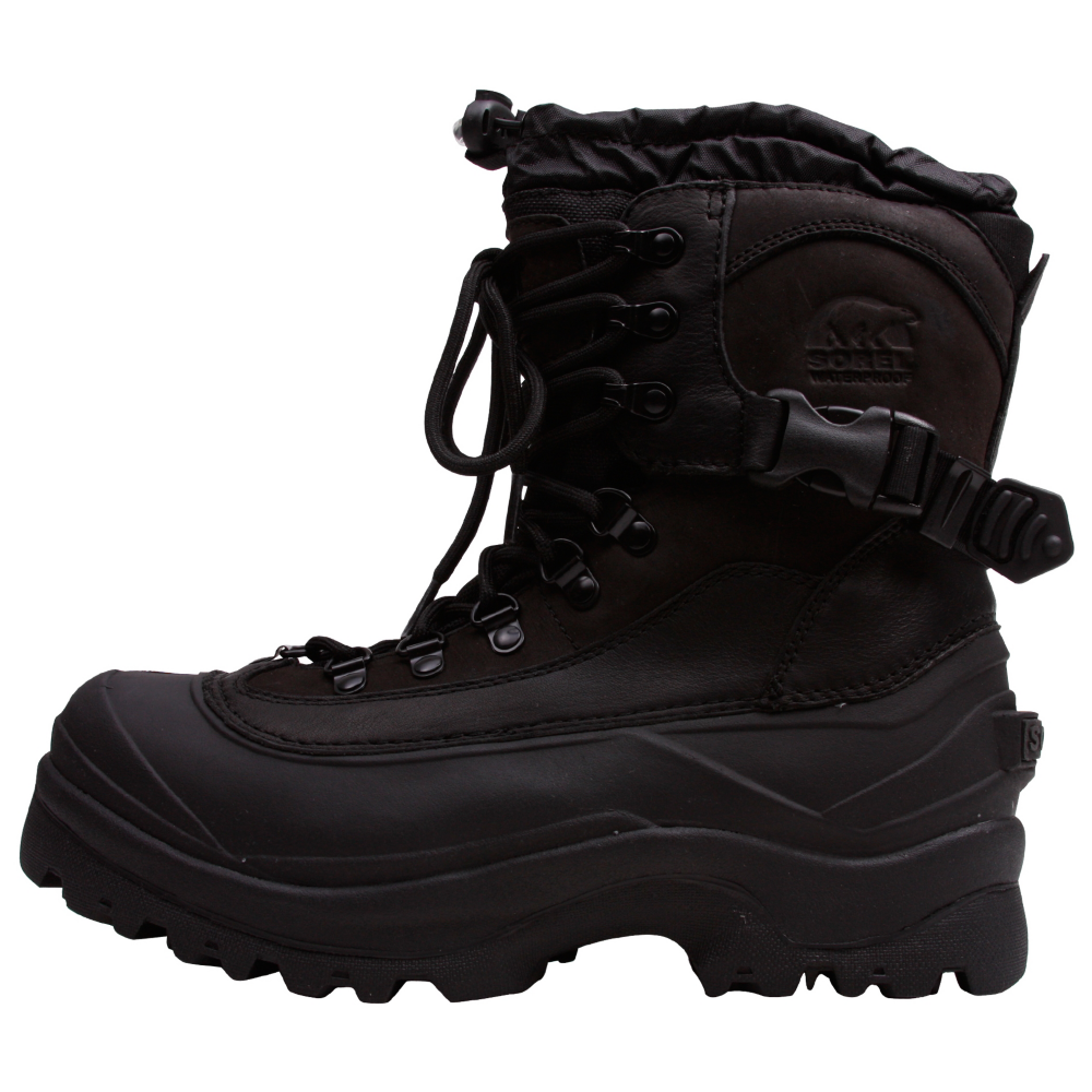 Sorel Conquest Work Boots - Men - ShoeBacca.com
