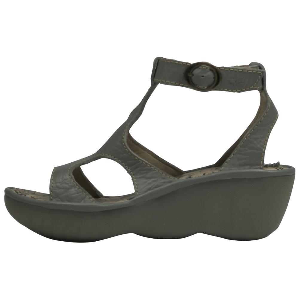 Fly London Becca Heels Wedges Shoe - Women - ShoeBacca.com