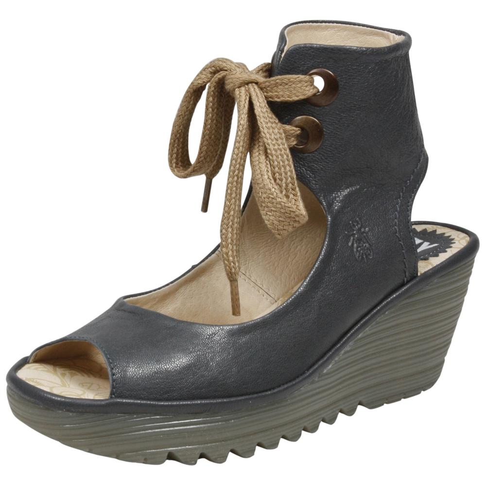 Fly London Yaffa Casual Shoe - Women - ShoeBacca.com