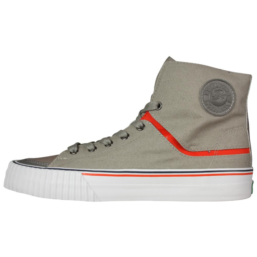 PF Flyers Box Cut Hi Retro Shoes - Unisex - ShoeBacca.com