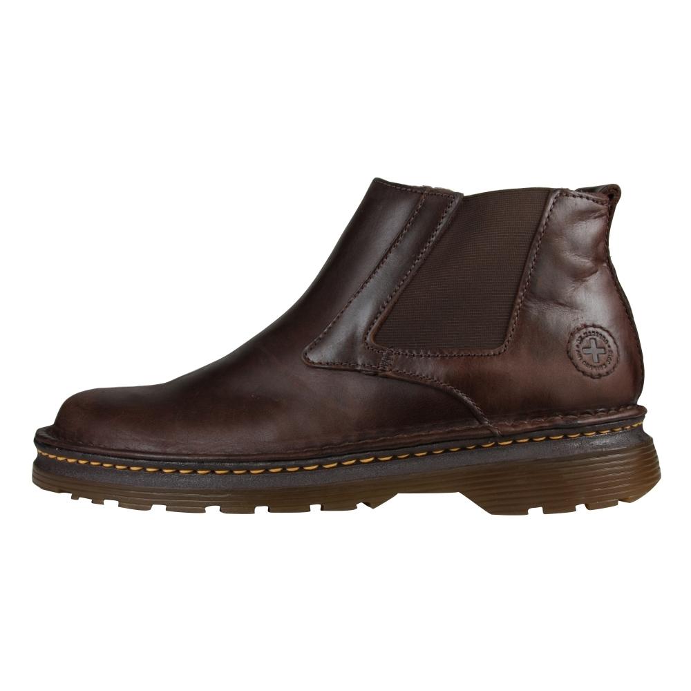 Dr. Martens Milton Chelsea Boot Boots Shoes - Men - ShoeBacca.com