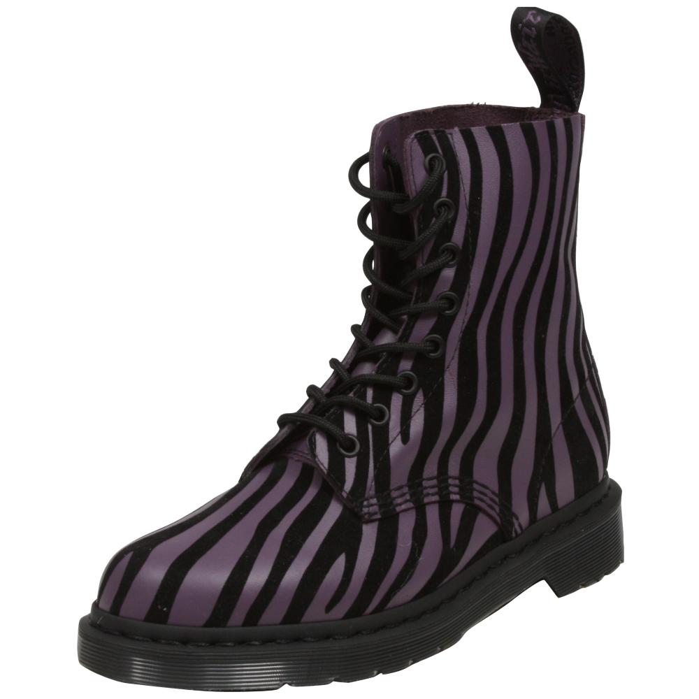 Dr. Martens Pascal 8 Eye Boots - Casual Shoe - Women - ShoeBacca.com