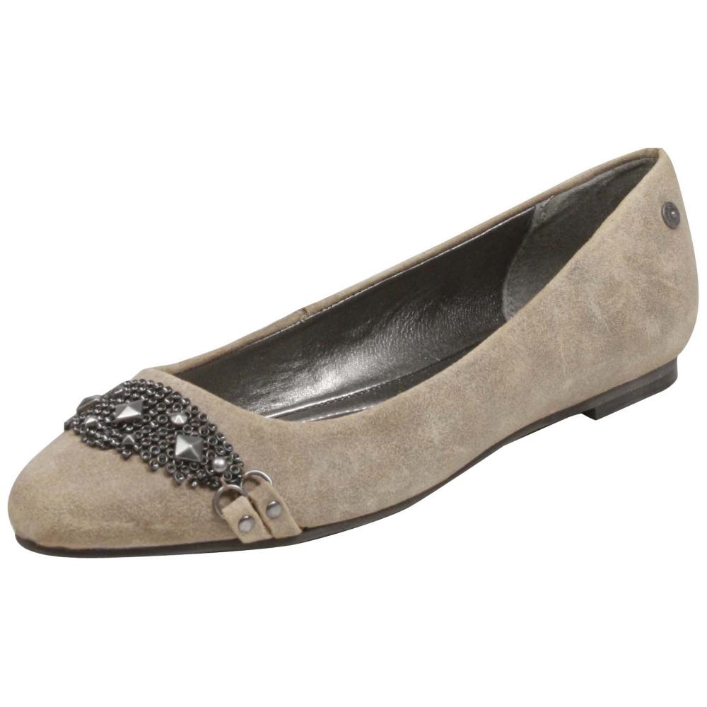 Calvin Klein Jeans Regina Flats Shoe - Women - ShoeBacca.com