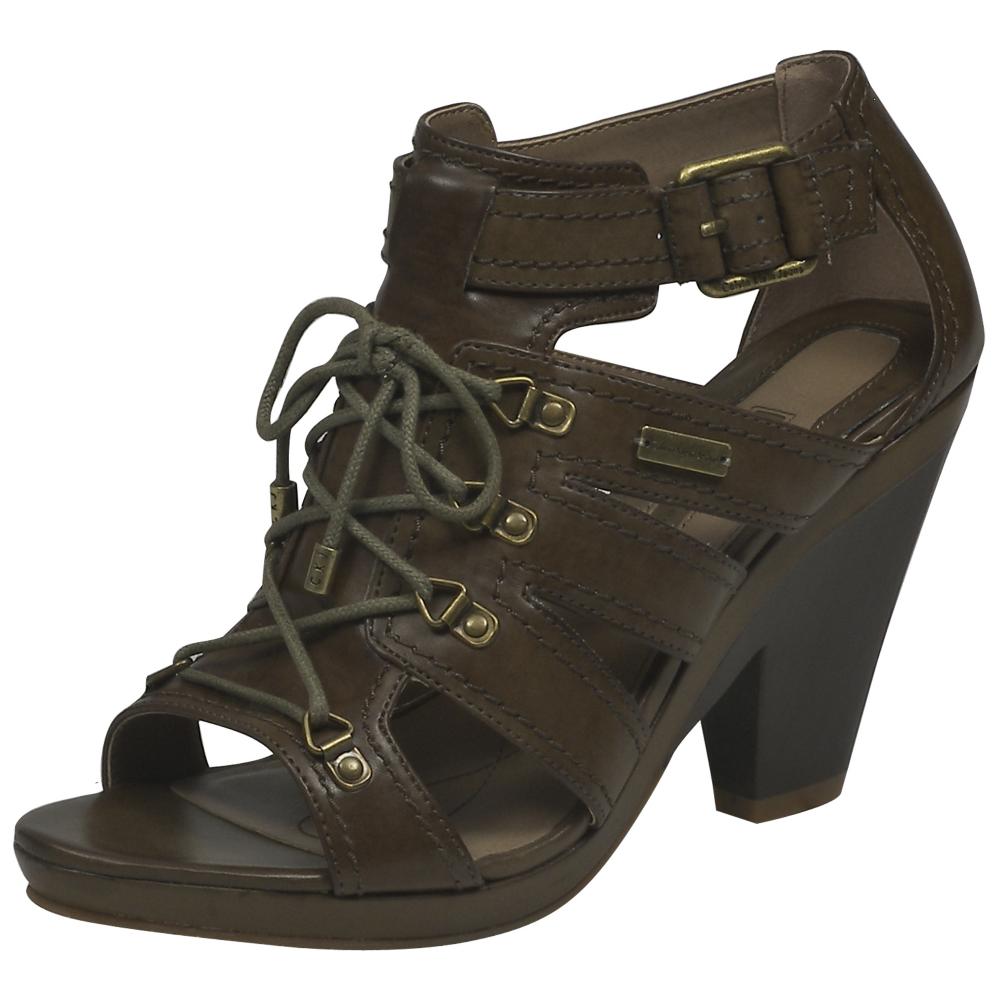 Calvin Klein Jeans Jessica Heels Wedges Shoe - Women - ShoeBacca.com