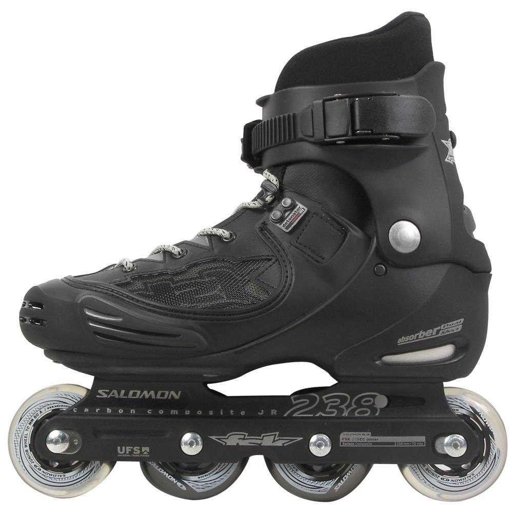 Salomon FSK Detonator Inline Skates Roller Shoes - Unisex - ShoeBacca.com