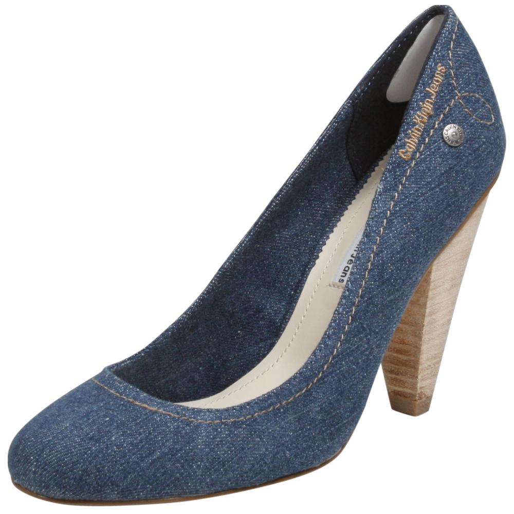 Calvin Klein Jeans Ivonne Heels Wedges Shoe - Women - ShoeBacca.com