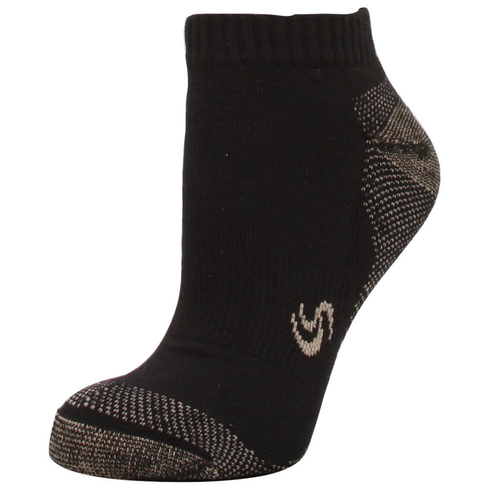 Aetrex Athletic Ankle 3 Pair Pack Socks - Unisex - ShoeBacca.com