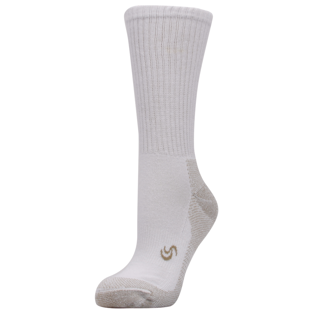 Aetrex Athletic Crew 3 Pair Pack Socks - Unisex - ShoeBacca.com