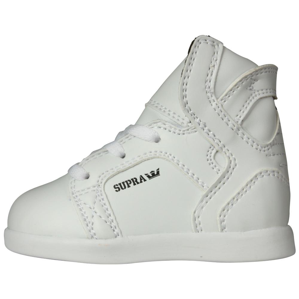 Supra Baby Skytop Skate Shoes - Infant,Toddler - ShoeBacca.com