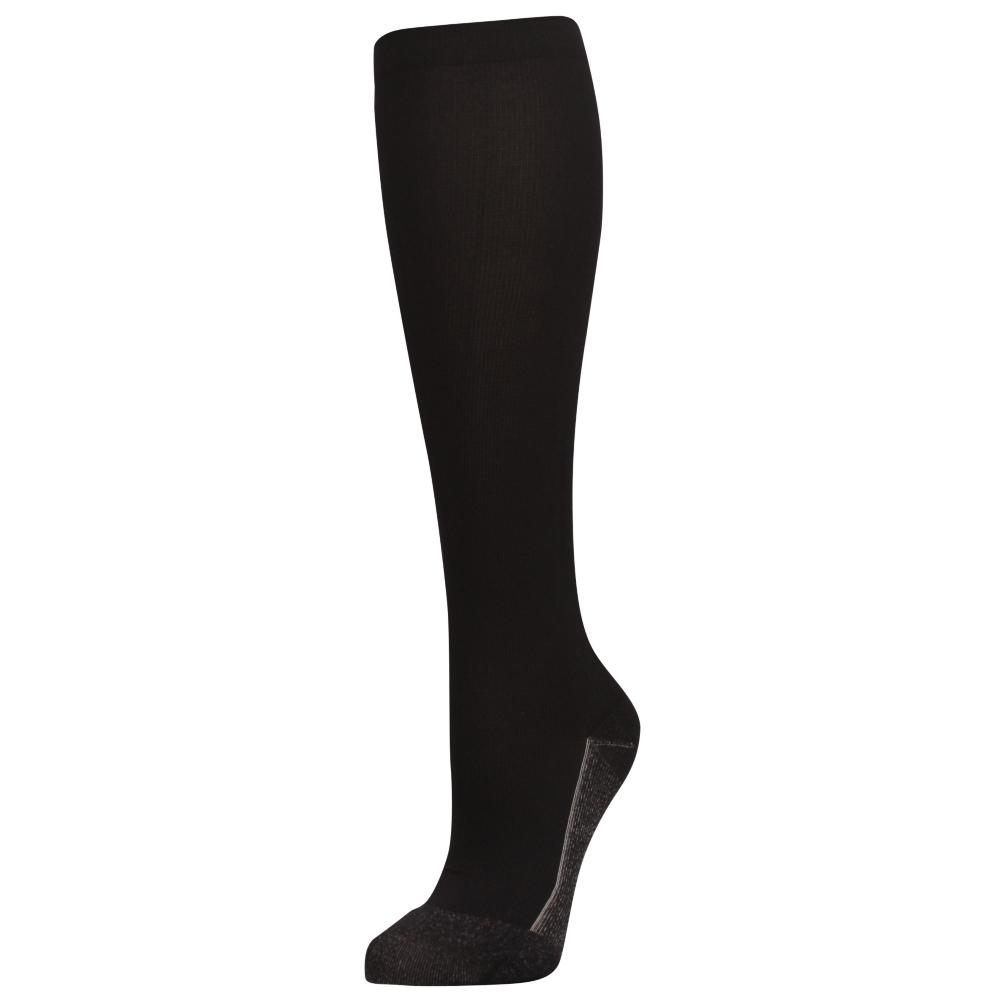Aetrex Compression Knee-Hi 2 Pair Pack Socks - Women - ShoeBacca.com