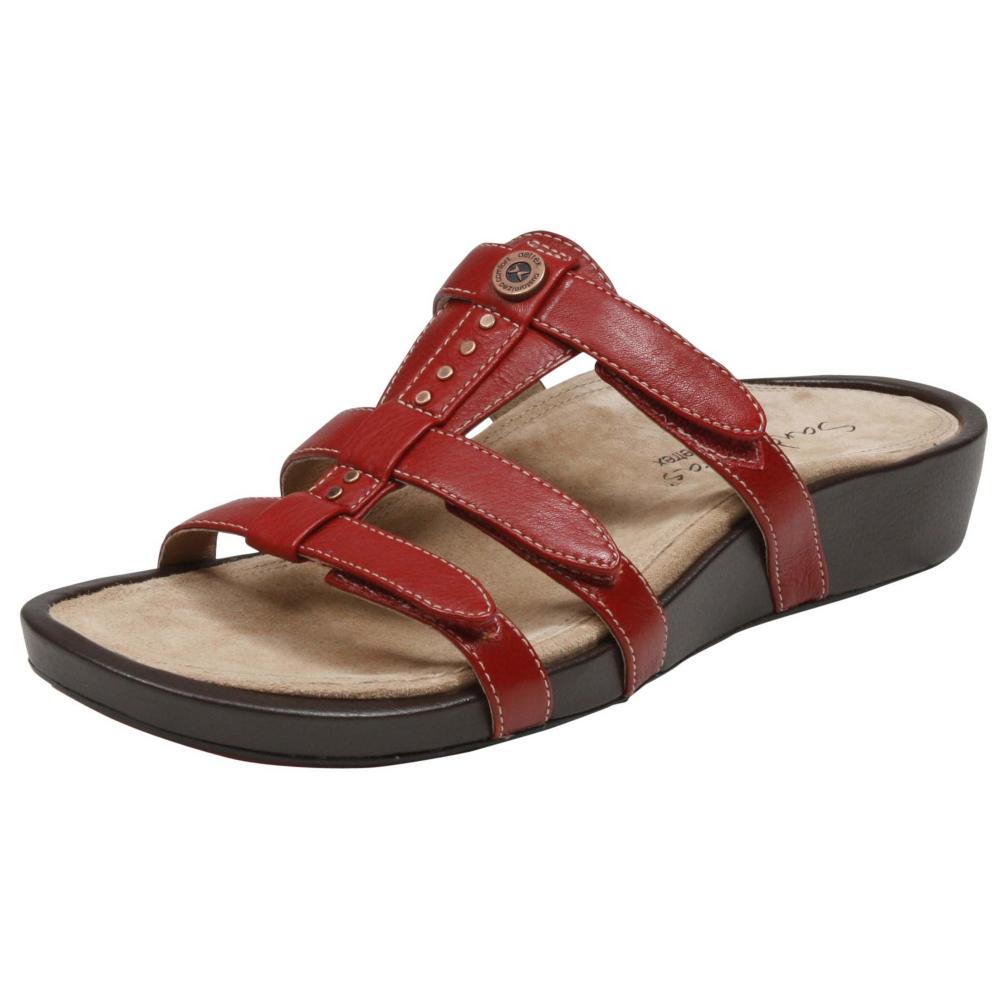 Aetrex Catalina Sandals Shoe - Women - ShoeBacca.com