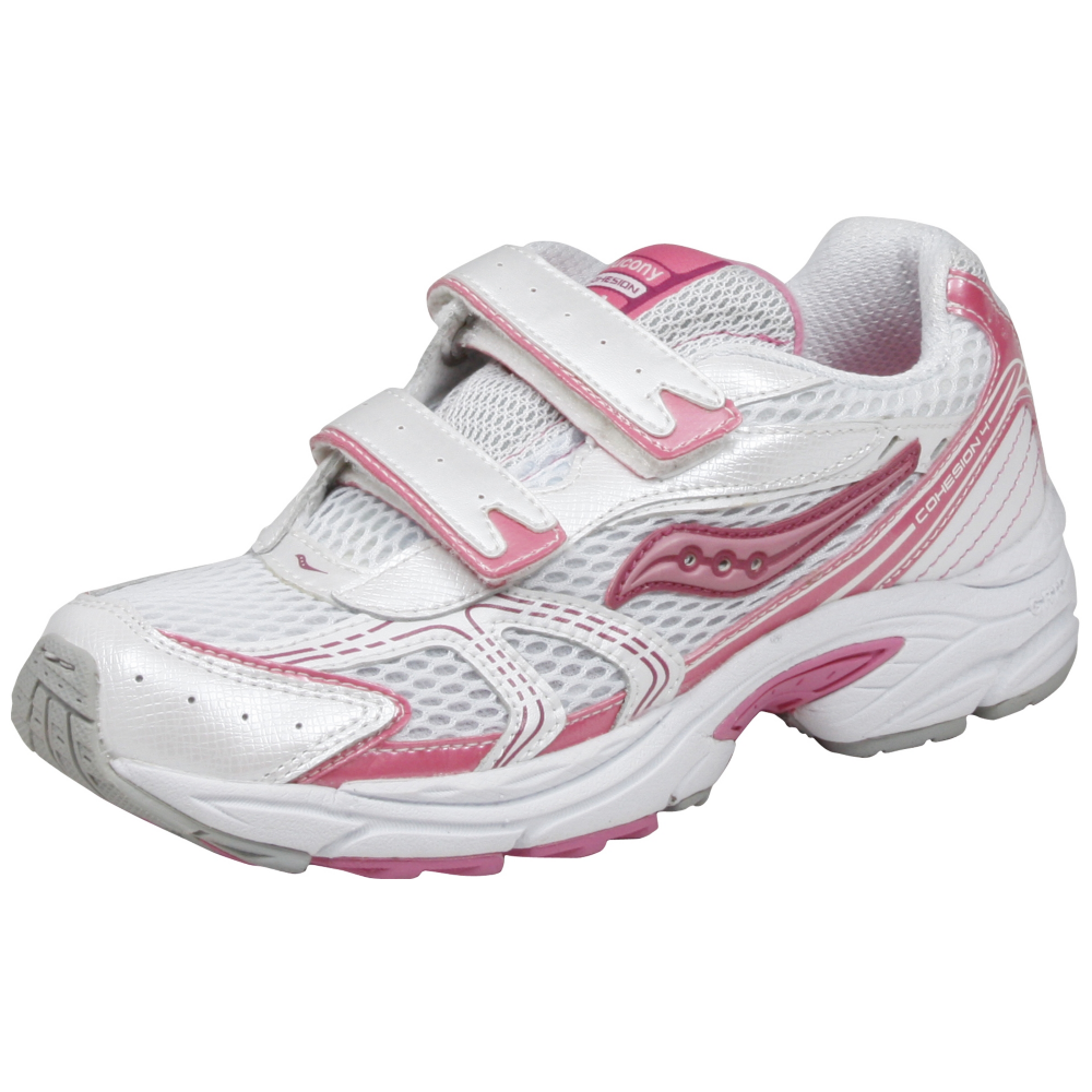 Saucony Cohesion 4 H&L (Toddler/Youth) Running Shoe - Toddler,Youth - ShoeBacca.com