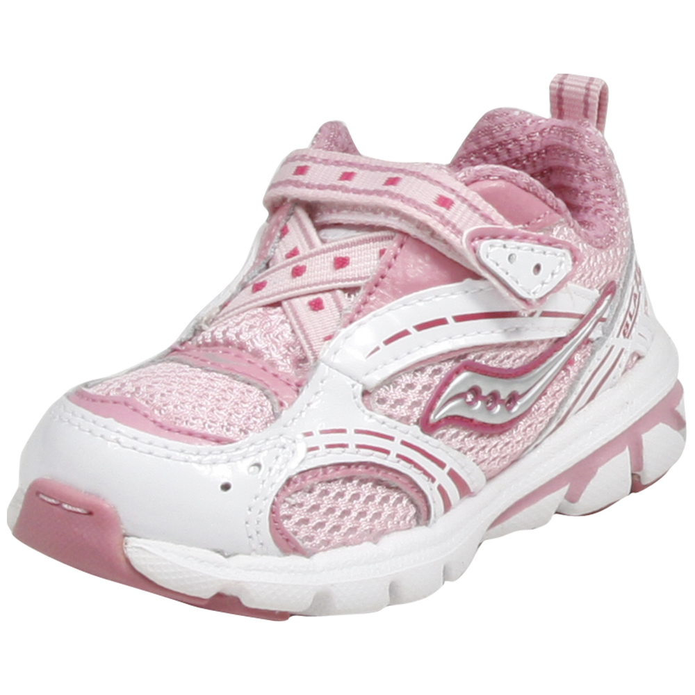 Saucony Baby Blaze A/C (Infant/Toddler) Running Shoe - Infant,Toddler - ShoeBacca.com