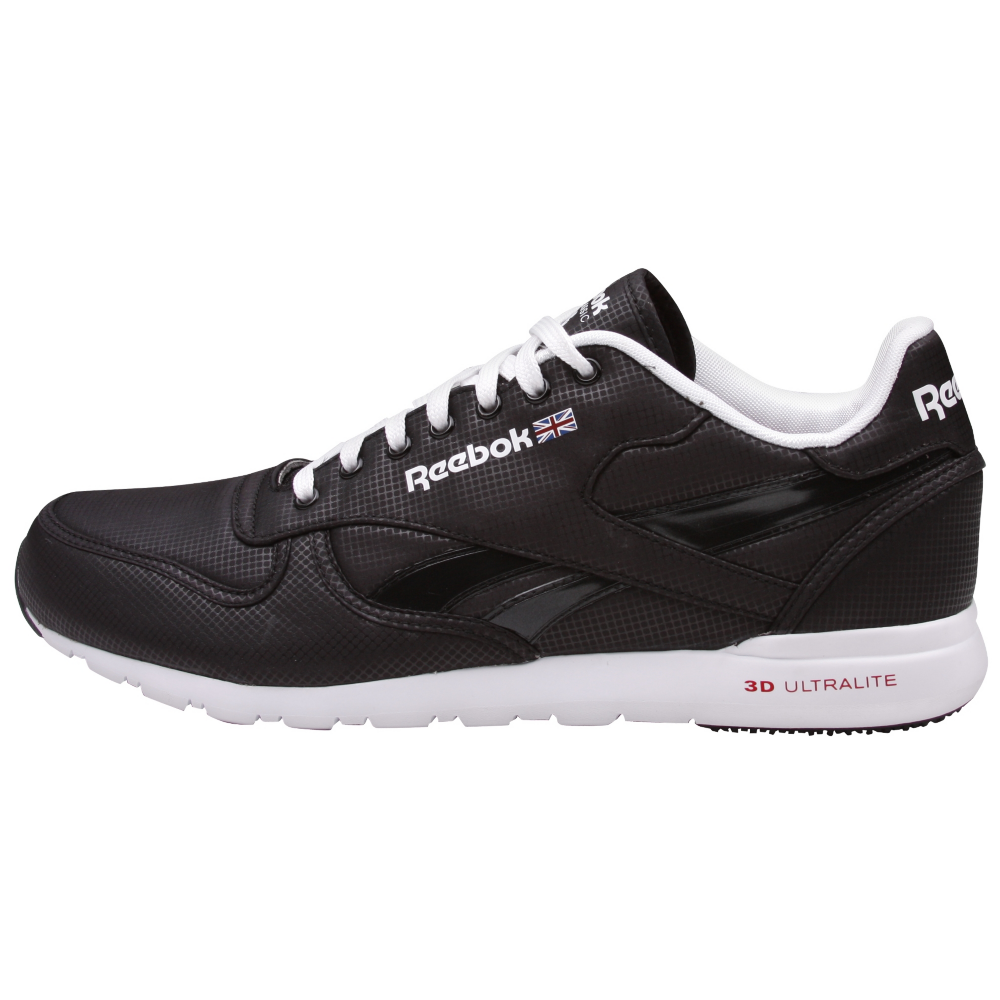 Reebok Classic Leather Clean Utralite Athletic Inspired Shoes - Men - ShoeBacca.com