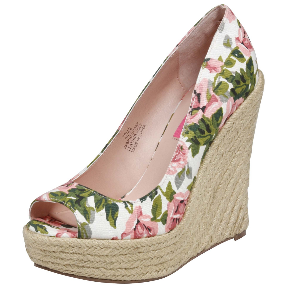 Betsey Johnson Valll Heels Wedges Shoe - Women - ShoeBacca.com