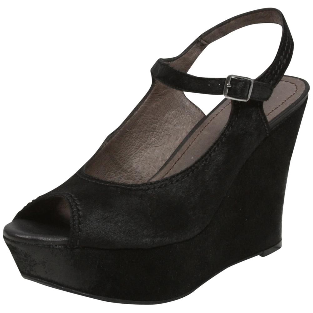 Nicole Arrow Heels Wedges Shoe - Women - ShoeBacca.com