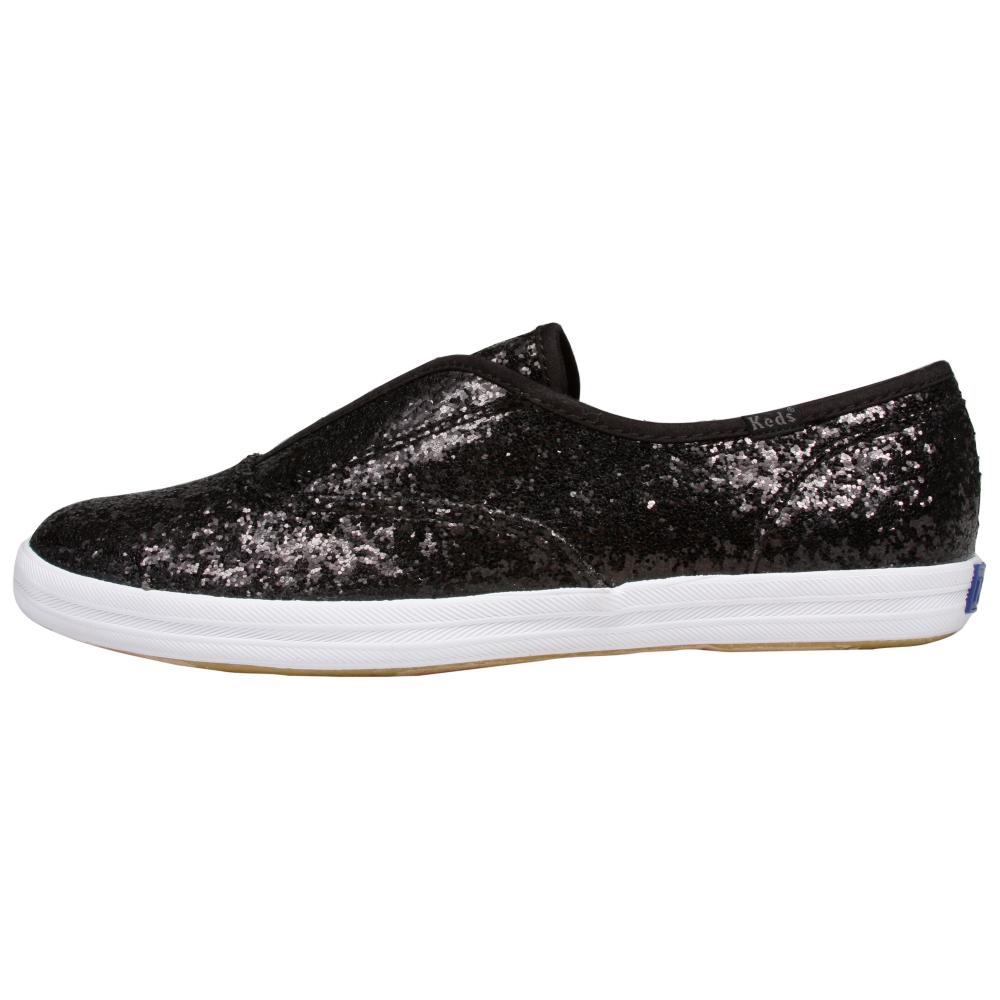 Keds Champion Crushed Glitter Retro Shoes - Women - ShoeBacca.com
