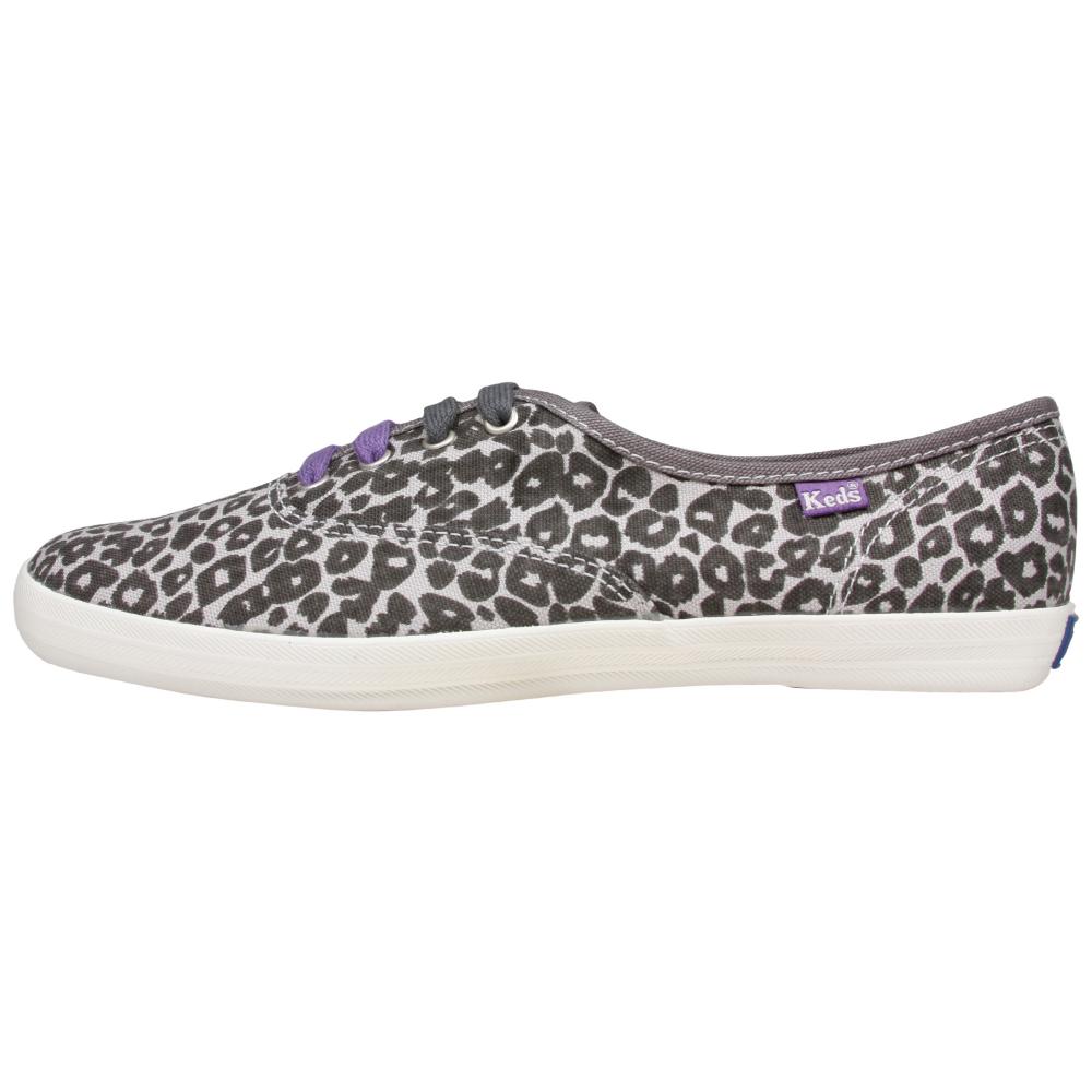 Keds Champion Animal Print Retro Shoes - Women - ShoeBacca.com