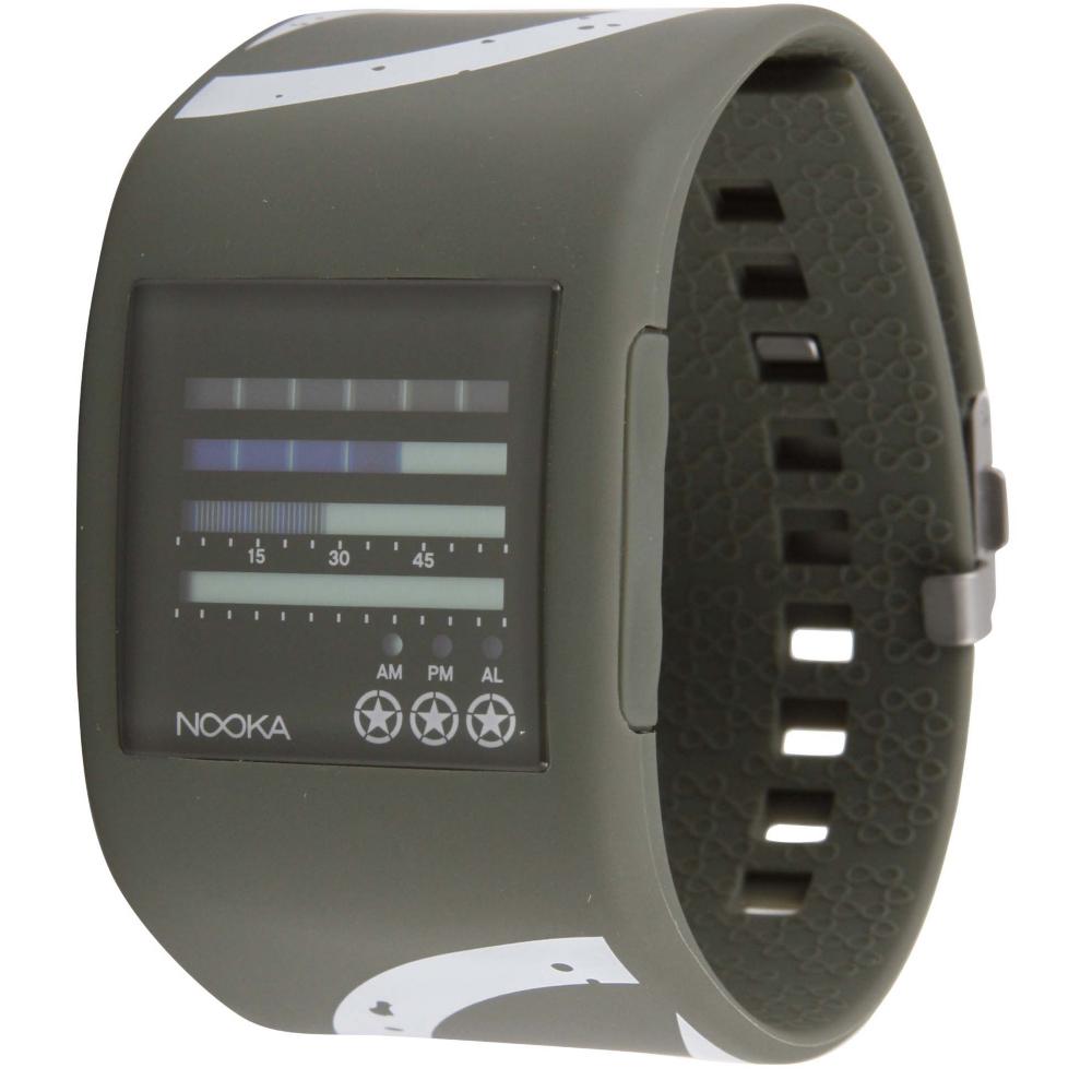 Nooka Zub ZenH 38 - Morgan Wade Watches Gear - Unisex - ShoeBacca.com