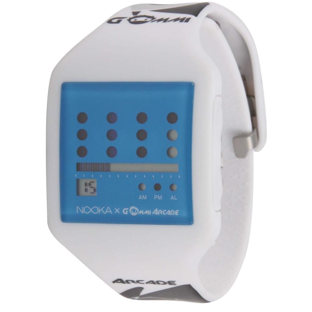 Nooka Zub Zot 20 - Gommi Arcade Watches Gear - Unisex - ShoeBacca.com