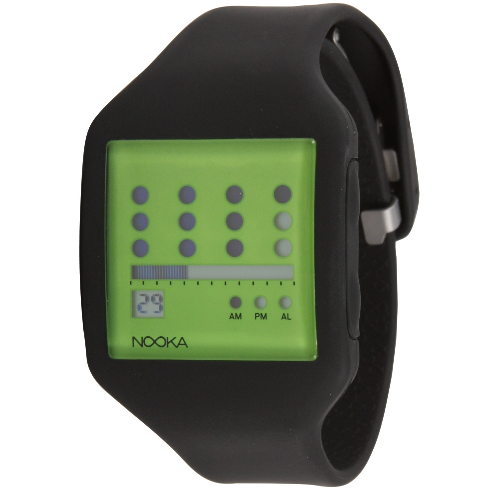 Nooka Zub Zot 20 - Mike Spinner Watches Gear - Unisex - ShoeBacca.com