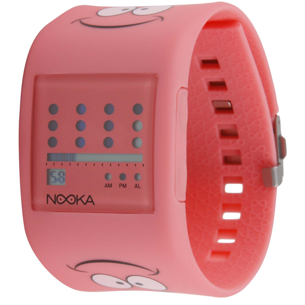 Nooka Zub Zot 38 - Spongebob Patrick Watches Gear - Unisex - ShoeBacca.com