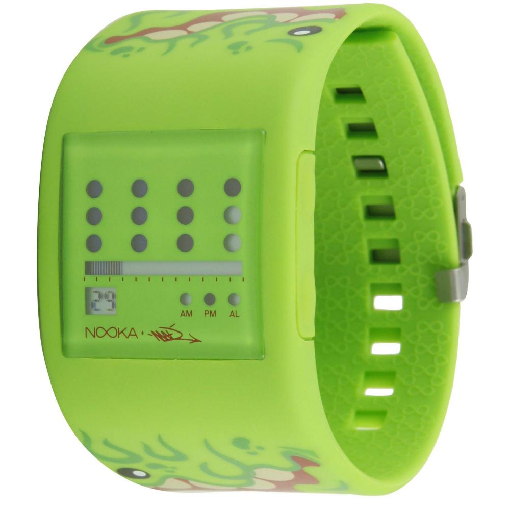 Nooka Zub Zot 38 - Slimeball Watches Gear - Unisex - ShoeBacca.com