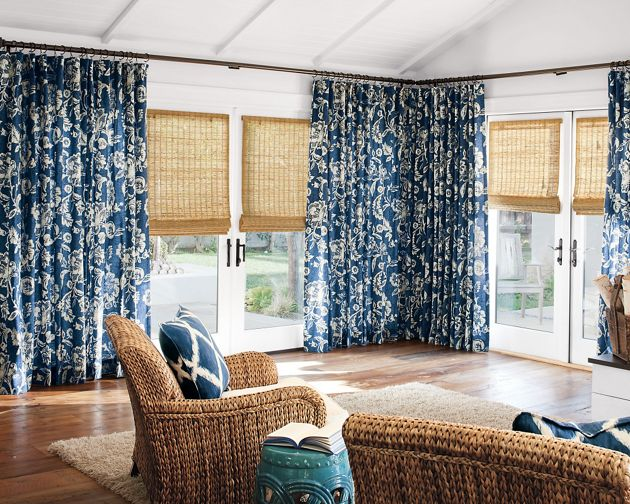Batik Floral/ Harbor 17198