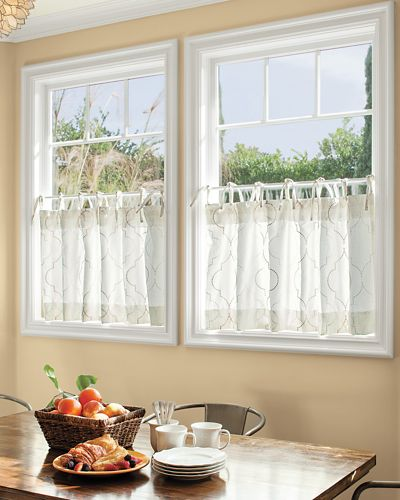 Sheer Gate Embroidery/ Parchment 17004