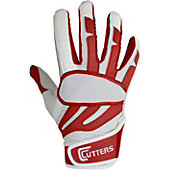 Cutters Adult All Leather Batting Glove