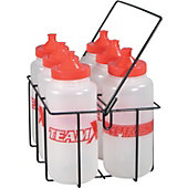 Football America Wire Water Bottle Carrier