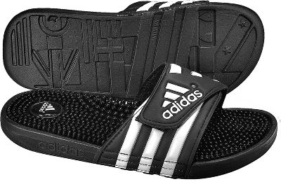 Image of Adidas Mens Adissage Slides