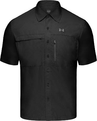Under Armour Men's Flats Guide II Short Sleeve Shirt
