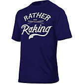 "Evoshield Men's ""Rather Be Raking Shirt"" T-Shirt"