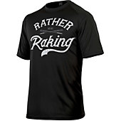 EVOSHIELD Y Rather Be Raking Shirt