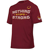 "Evoshield Men's ""Nothing Stops Strong"" T-shirt"