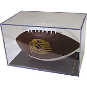 BallQube Football Display Case