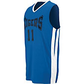 Augusta Girls (Youth) Triple Double Basketball Jersey
