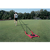 Power Speed Sled With Shoulder Straps