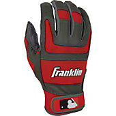 Franklin Youth Shok-Sorb Professional Batting Gloves