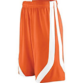 Augusta Women's Triple Double Basketball Shorts