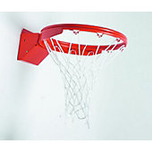 Diamond Double Rim Front Mount Basketball Goal