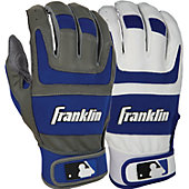 Franklin Adult Shok Sorb Home and Away Pro Batting Gloves