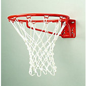 Diamond Front Mount Economy Basketball Goal