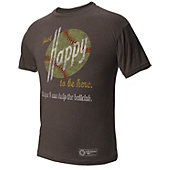 108 Stitches Men's Happy Shirt